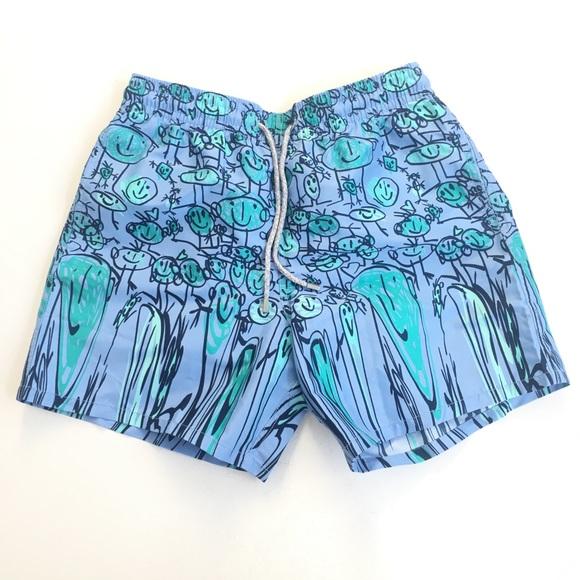 0ed3c3cc83 Vilebrequin Swim | Mens Trunks Moorea Blue Bleu Ciel | Poshmark